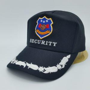หมวกแก๊ป5ชิ้น 13 ทรงตำรวจ (2)