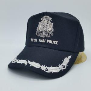 หมวกแก๊ป5ชิ้น 14 ทรงตำรวจ (2)