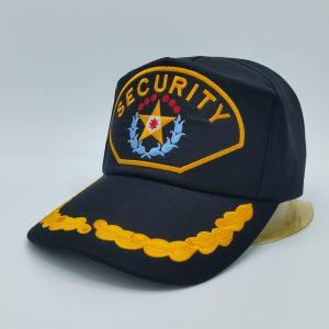 หมวกแก๊ป5ชิ้น 15 ทรงตำรวจ (2)