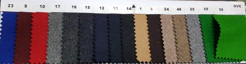 Color ผ้าวูลOVC